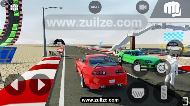 لعبة تشبه GTA V
