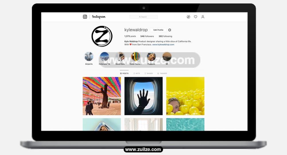 تحميل برنامج انستقرام للكمبيوتر Instagram للويندوز