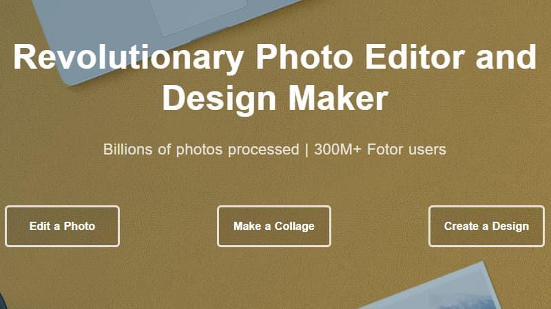 موقع تصميم وتعديل الصور اون لاين