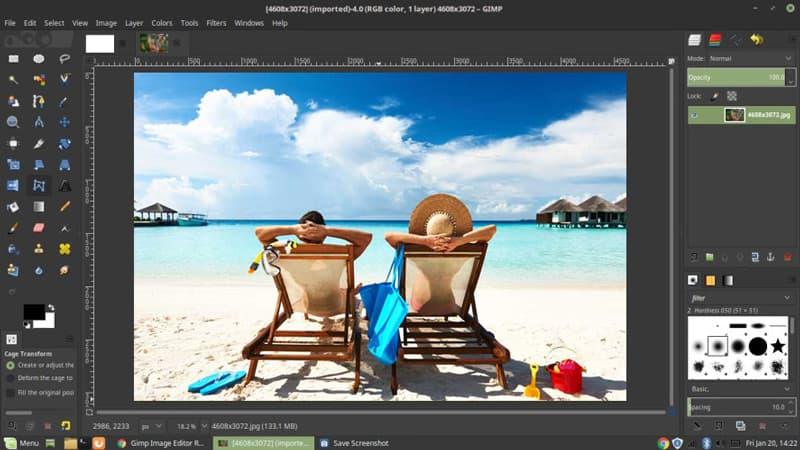 تحميل برنامج تجميل الصور الصور وتجميلها مجانا
