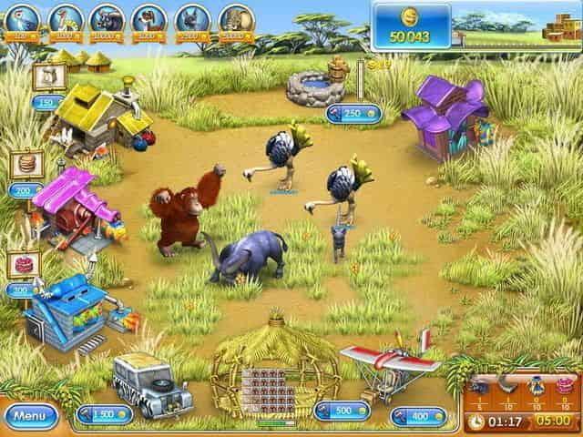 تحميل لعبة farm frenzy 3 كاملة من ميديا فاير