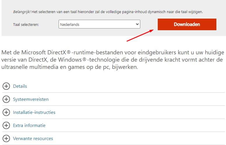 directx 11 download windows 7 64 bit